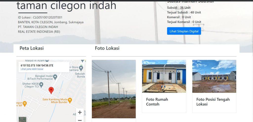 rikiasp.id spesifikasi dan foto lokasi rumah subsidi online